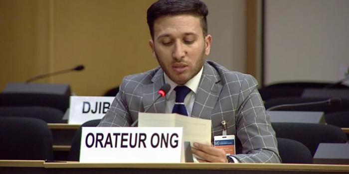 IRDG at Human Rights Council